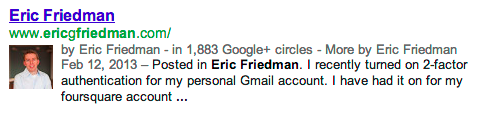 Eric Friedman