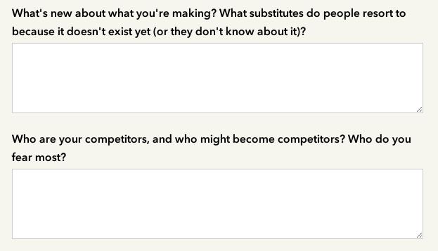 Ycombinator questions